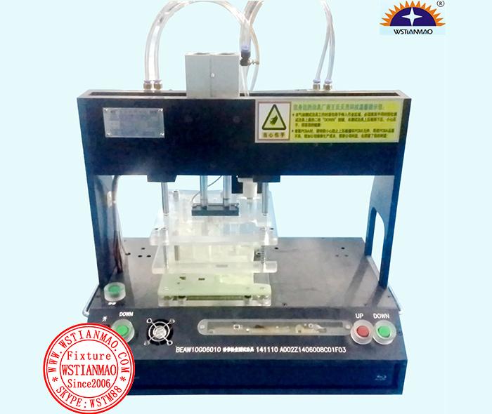 Electronics Test Jig : Dvd electronics panel s pneumatic fu wstianmao